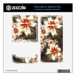 Otra vez desmayada piel de Blackberry Zazzle Calcomanía Para BlackBerry Bold