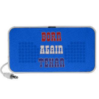Otra vez llevado Texan iPhone Altavoz