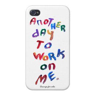 otro día iPhone 4/4S fundas
