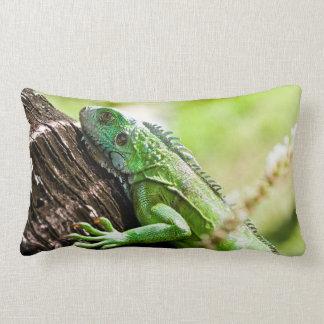 otro día verde almohada