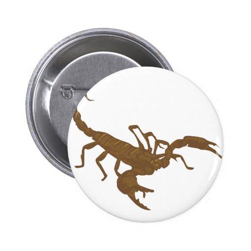 Otro escorpión de Brown Pin