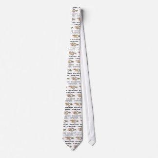 Otro más año más viejo aún apenas como DNA torcida Corbata Personalizada