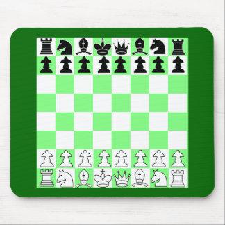 Otro más juego del ajedrez tapete de raton