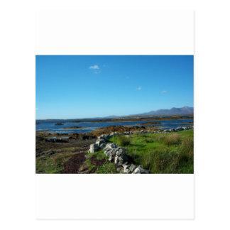 Otro paisaje de Connemara Postal