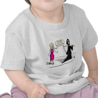 Otro peligro de bipolar: El ligar con muerte Camisetas