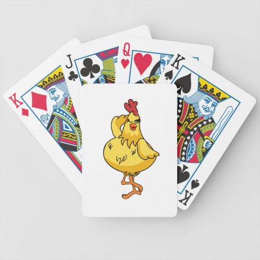 Otro pollo muy tonto cartas de juego