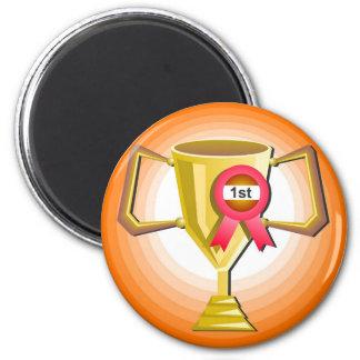 Otro trofeo imán redondo 5 cm