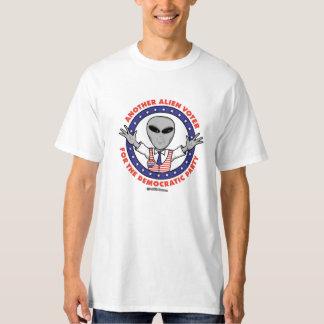 Otro votante extranjero camisas