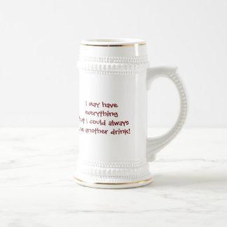 Otros beben por favor tazas de café