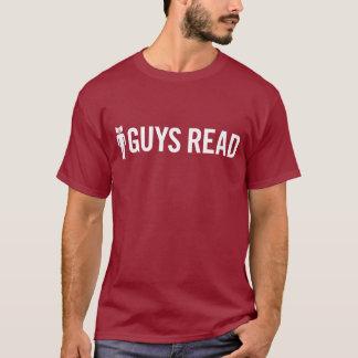Otros grandes individuos leyeron la camisa