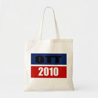 OTT 2010 BUDGET TOTE BAG