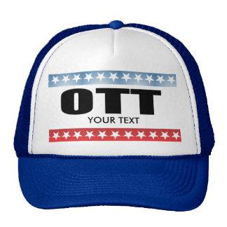 OTT 2010 TRUCKER HAT