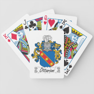 Ottaviani Family Crest Bicycle Playing Cards