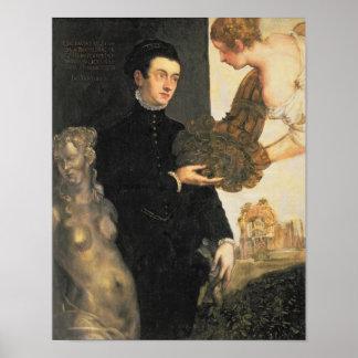 Ottavio Strada , designer of jewellery Posters