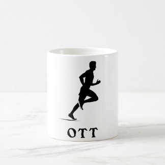 Ottawa Canada City Running Acronym Coffee Mug