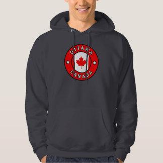 Ottawa Canada Hoodie