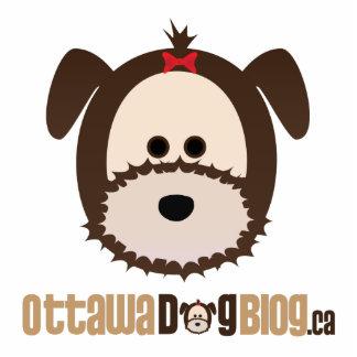 Ottawa Dog Blog Stand Acrylic Cut Out