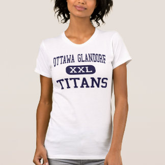 Ottawa Glandorf - Titans - High - Ottawa Ohio T Shirt
