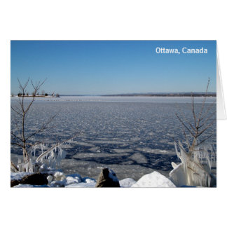 Ottawa River  Card