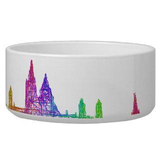 Ottawa skyline bowl