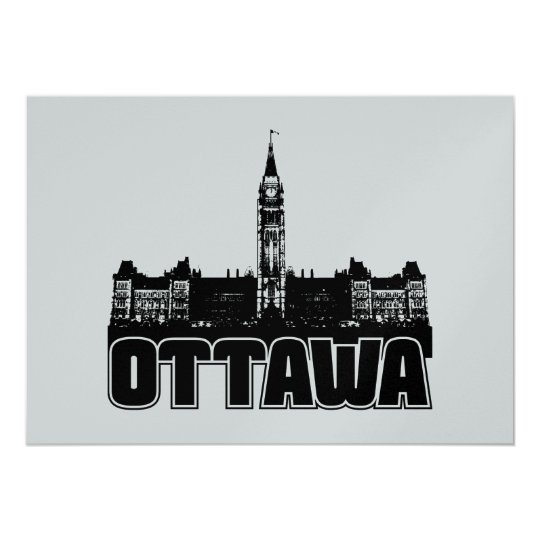 Ottawa Skyline Card