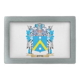 Otte Coat of Arms - Family Crest Belt Buckles