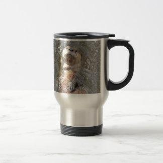 Otter Back Float Travel Mug