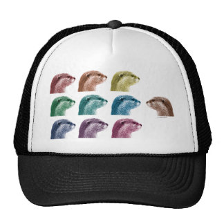 Otter Be Different Trucker Hat