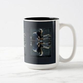 Otter Beauty Wild Otter Photography Coffee Mug