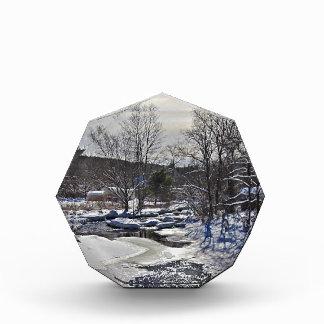 Otter Brook Winter Scene Award