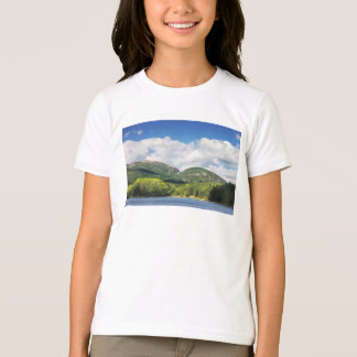 Otter Cove And mountains Acadia National Park T-Shirt