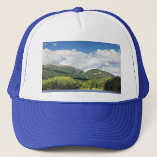 Otter Cove And mountains Acadia National Park Trucker Hat