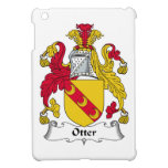 Otter Family Crest Cover For The iPad Mini