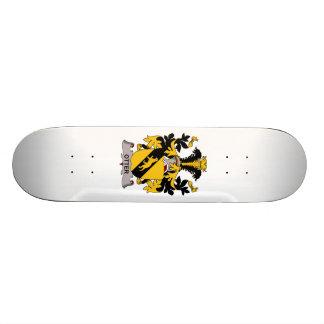 Otter Family Crest Skate Deck
