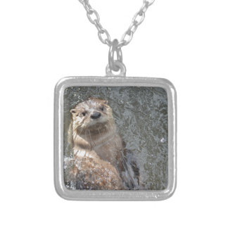 Otter Flip Turns Custom Jewelry