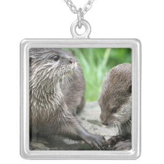Otter Habitat Necklace