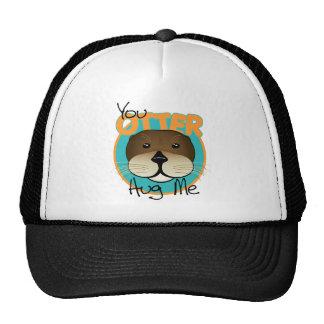 Otter Hug Trucker Hat