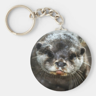 Otter Keychain