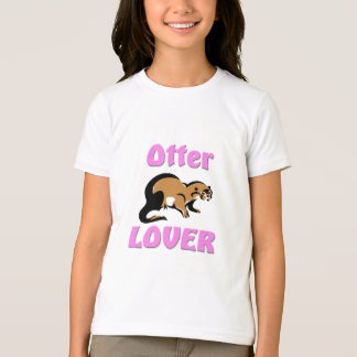 Otter Lover T-Shirt