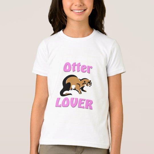 Otter Lover T-Shirt
