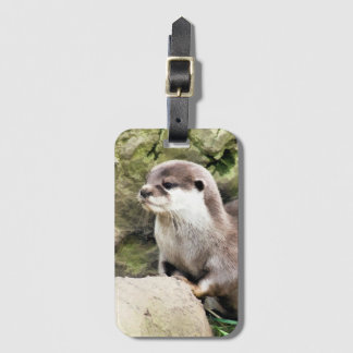 OTTER LUGGAGE TAG