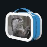 "Otter Lunch Box<br><div class=""desc"">Lunch box</div>"