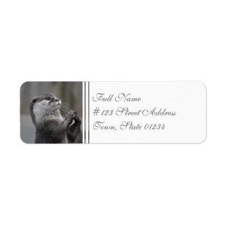 Otter Mastermind Address Labels