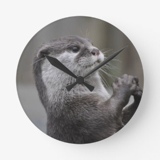 Otter Mastermind Clock