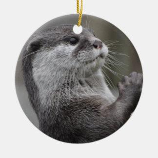Otter Mastermind Ornament