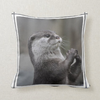 Otter Mastermind Pillow