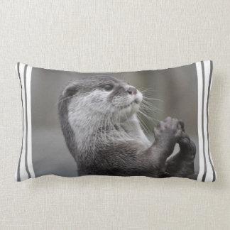 Otter Mastermind Pillow