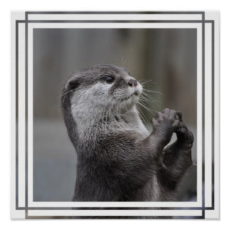 Otter Mastermind Poster