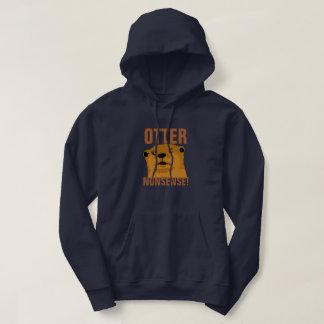 Otter Nonsense Hoodie
