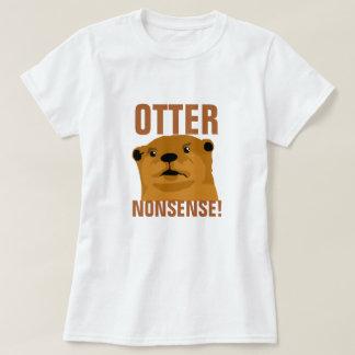 Otter Nonsense T-Shirt